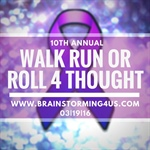 2016 Walk, Run or Roll 4 Thought